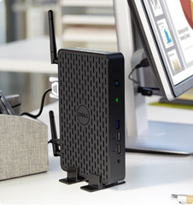 Thin clients from Dell Wyse